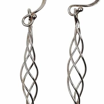 Celtic Twirl Earrings