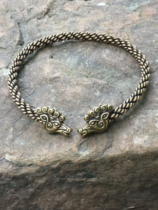 Celtic Neck Torcs