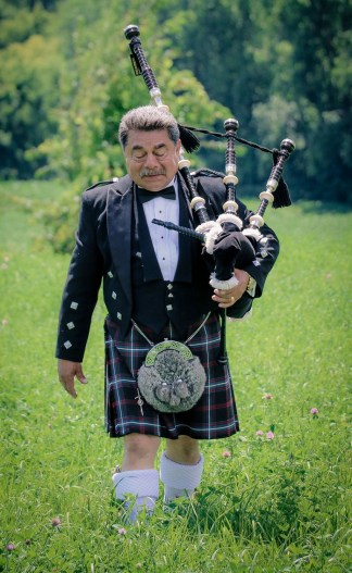 Heavy Weight Formal Kilt