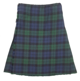 Black Watch Economy Kilt