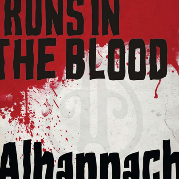 CD - Albannach - Runs in The Blood