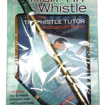 MWI-CL-1792 Irish Whistle DVD Set