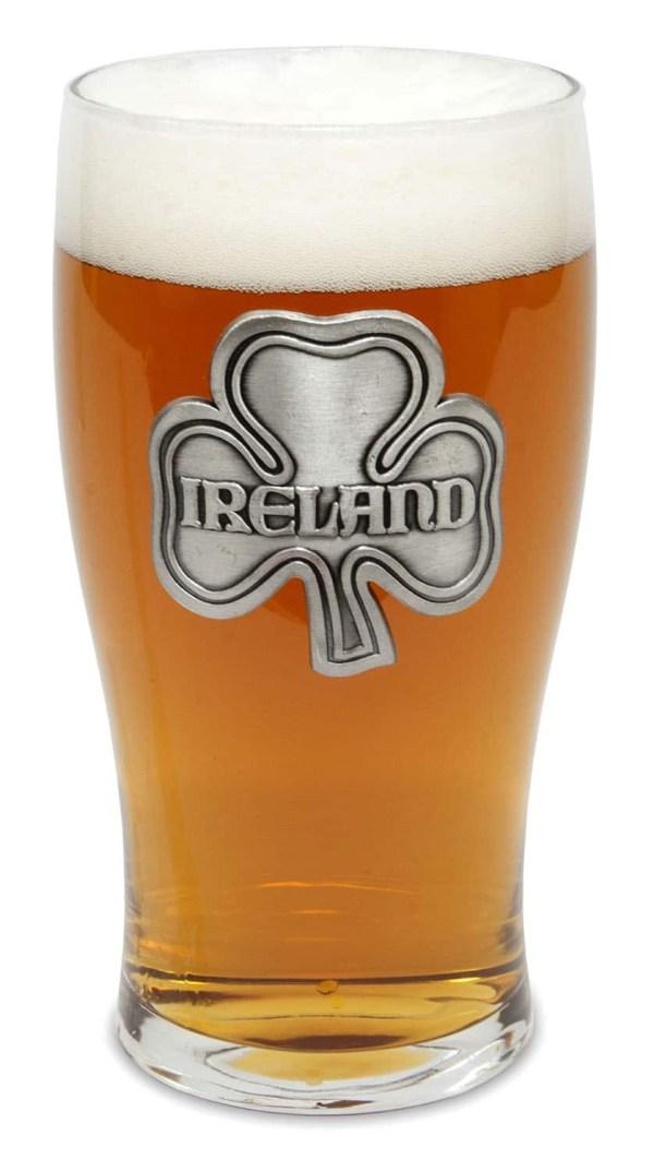 Ireland Pint Pub Beer Glass