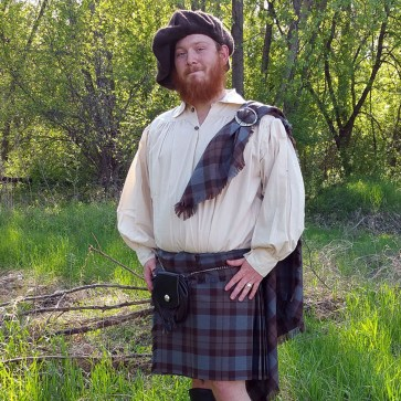 Phillabeg (Little Kilt)