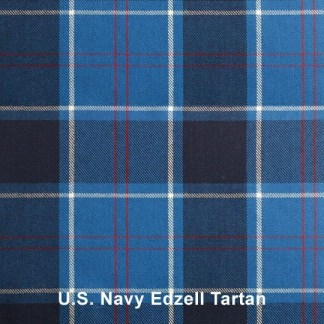 US Navy Tartan Swatch