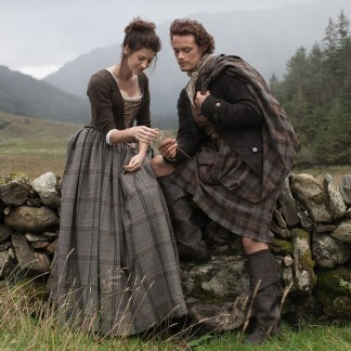official outlander tartans and stuff category