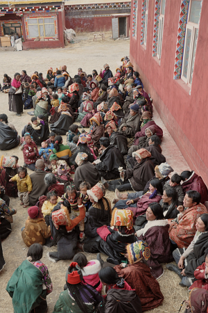 Thousand Buddhas gathering2_0271
