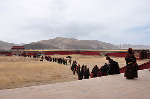 Thousand Buddhas gathering3_0337