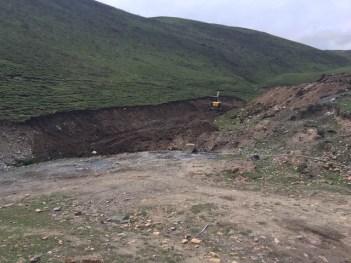 shedra demolition road building image1