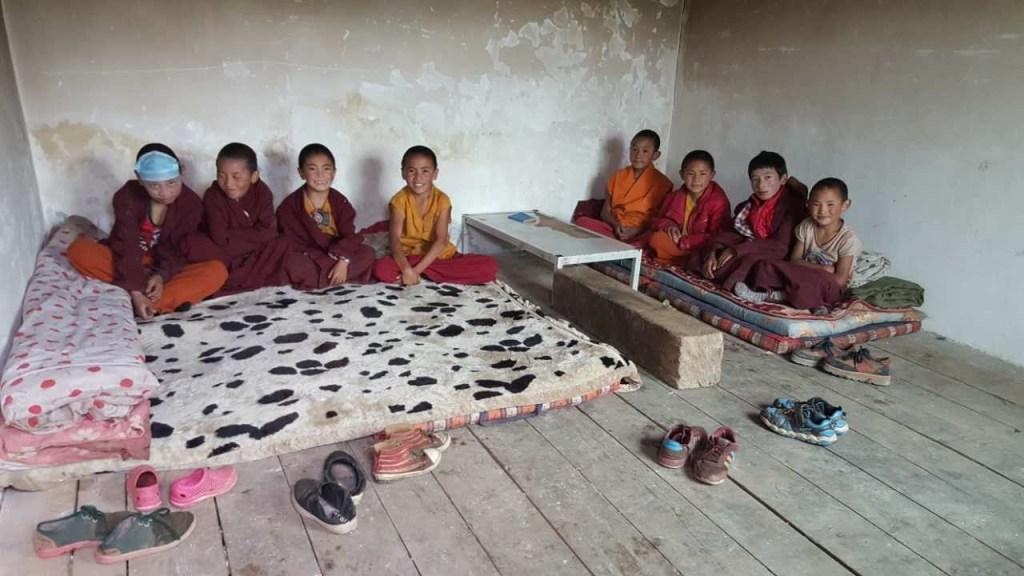 Monks cabin inside WechatIMG32