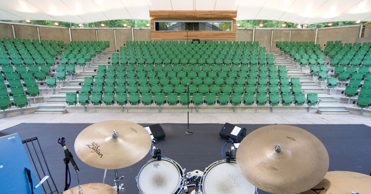 Kilworth House Theatre Auditorium