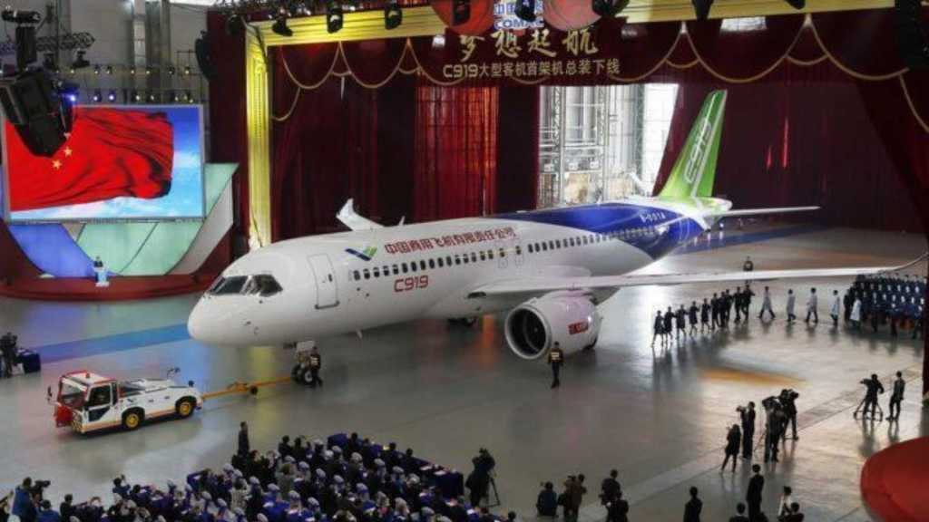 China's Comac C919 a safe alternative to Boeing's 737 MAX