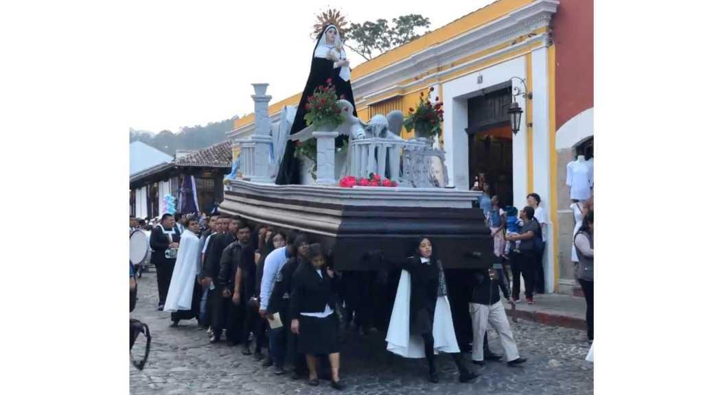 Short Term Orientation Culture in Antigua Guatemala