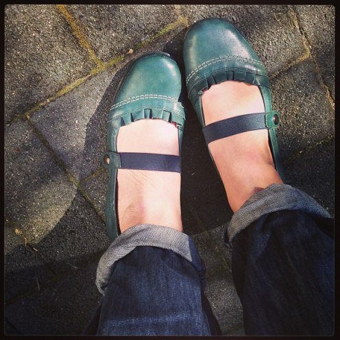 Ziera Mary Janes made in NZ