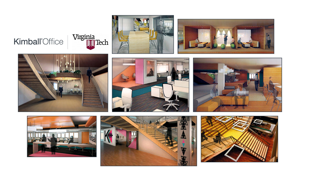 Kimball Office Virginia Tech Design Contest Winners Announced Kimball