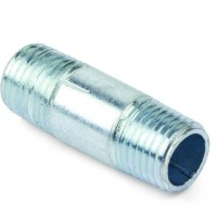 """3/4 x 3"""" Galvanized Pipe Nipple - Kimball Midwest"""