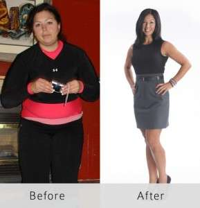 before-after isagenix