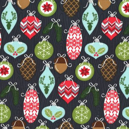 Michael Miller Winter Tails Christmas Quilt Fabric By The Yard