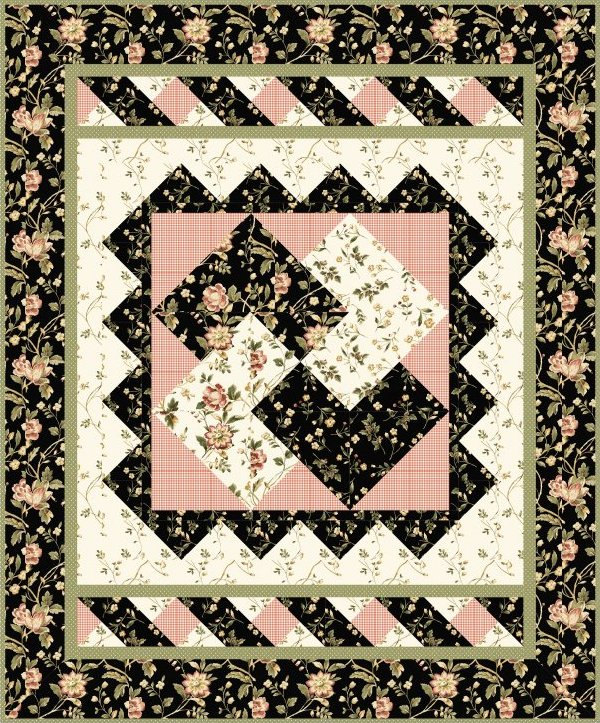 Pattern Quilt Sewing Pattern Quilts Wall Hanging Home Decor Gift For