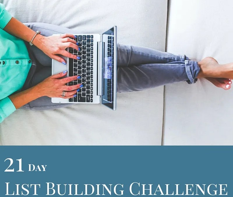 21 Day List Building Challenge – Day 7 – Autoresponder Messages