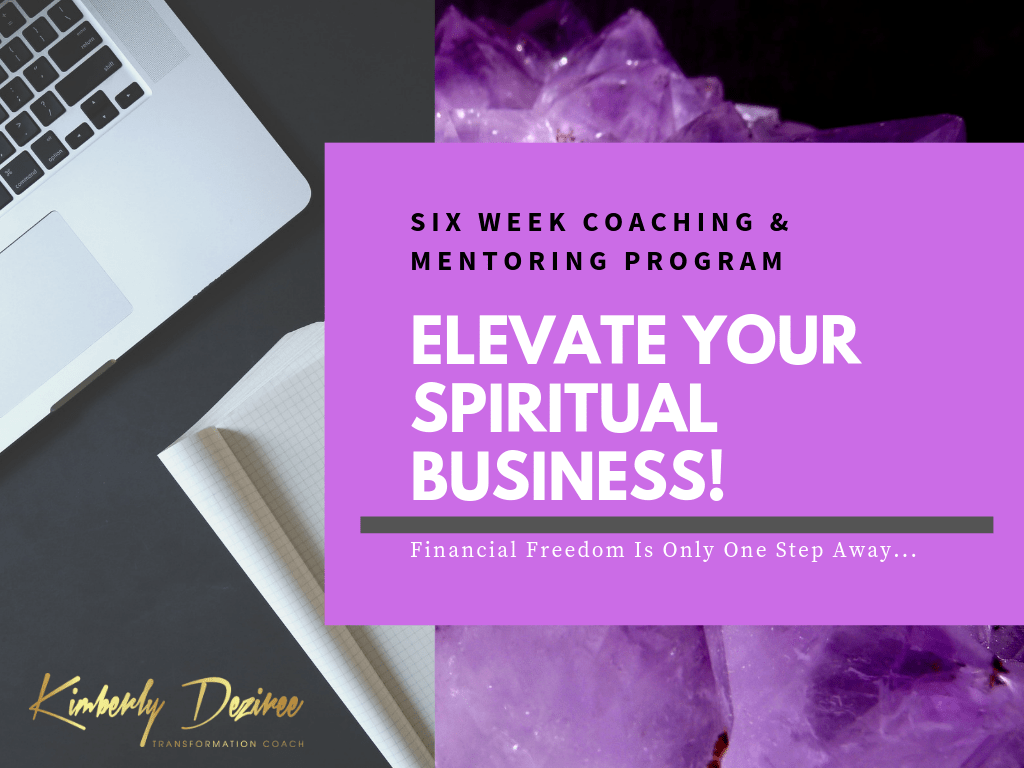My Courses elevate spiritual business