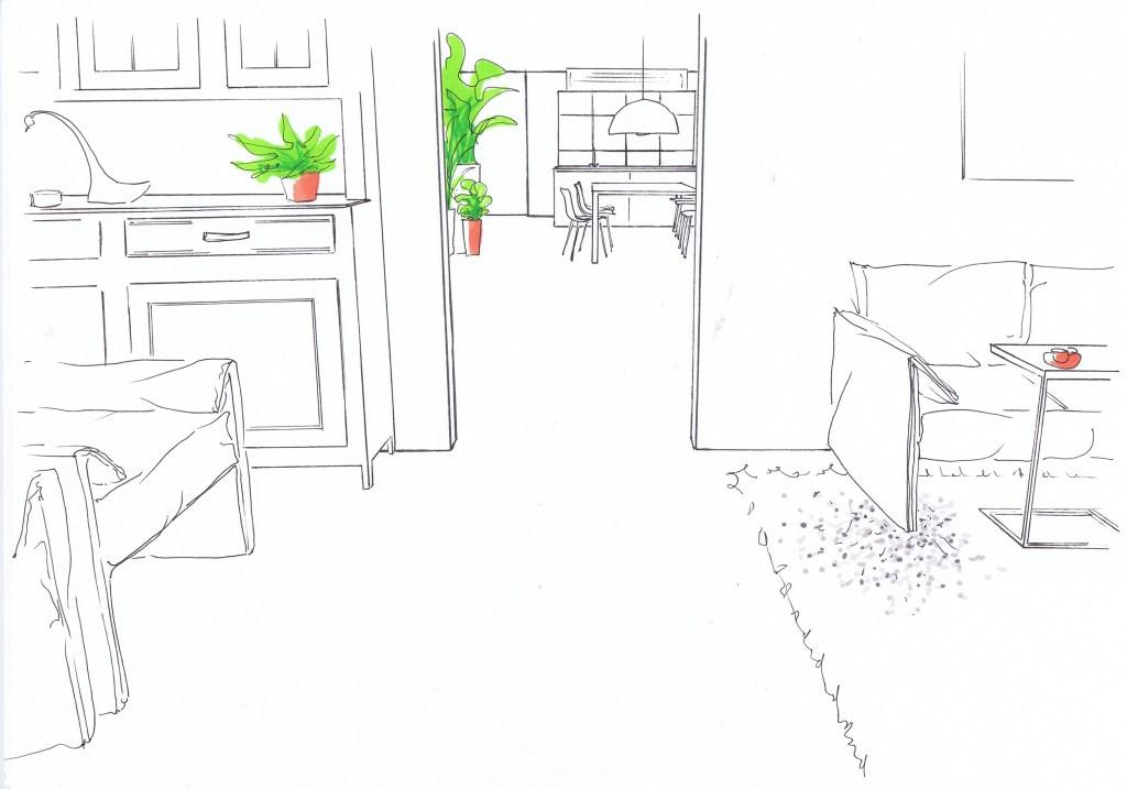 Interieuradvies aan huis - woning Warnsveld