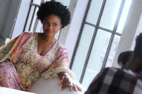 Natural Hair Affair Kimberly Elise