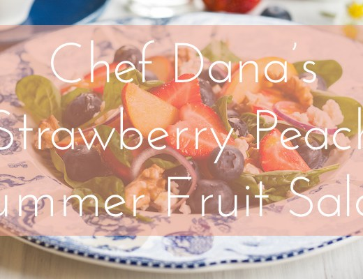 Peach-Summer-Salad