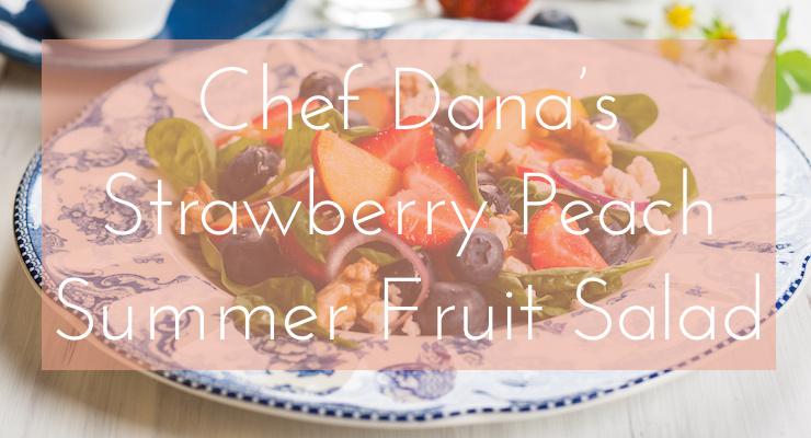 Peach-Summer-Salad
