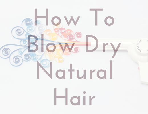 How-To-Blowdry-Natural-hair
