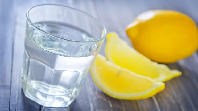 lemon water healthline