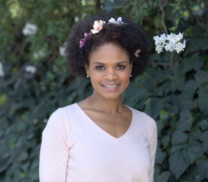 Kimberly Elise natural Beauty