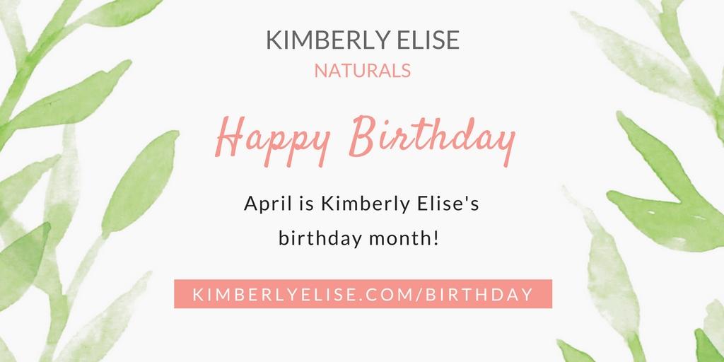 Kimberly Elise Natural Living