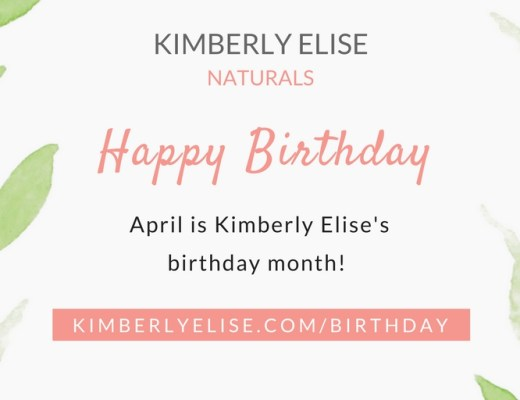 Kimberly Elise Natural Living