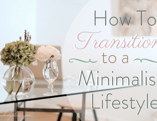 Transition-minimalist-lifestyle