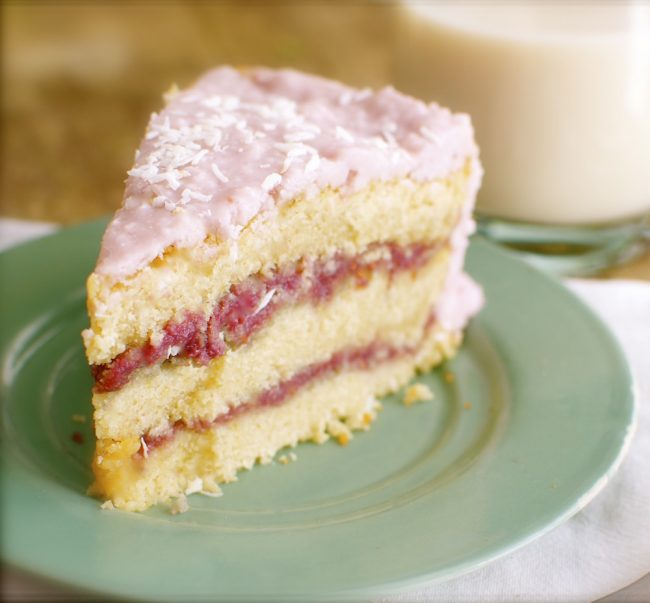 Recipe For Raspberry Zinger Cake