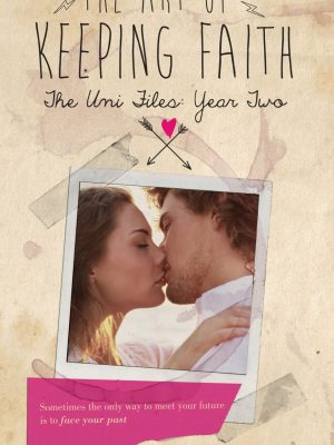 In Review: The Art of Keeping Faith (Uni Files #2) by Anna Bloom
