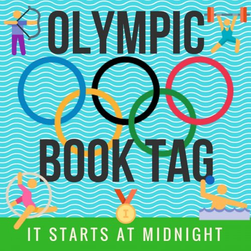 Olympic Book Tag