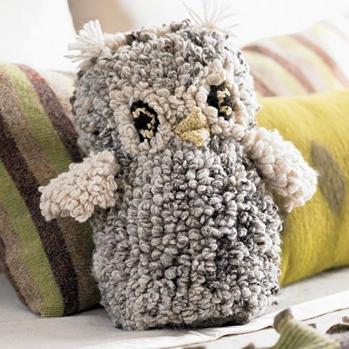 wooly night owl from vivaterra