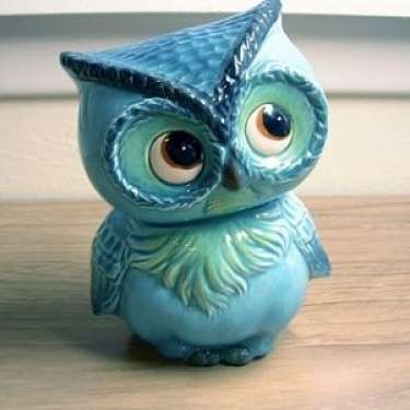 leo the owl bank from urban outfitters