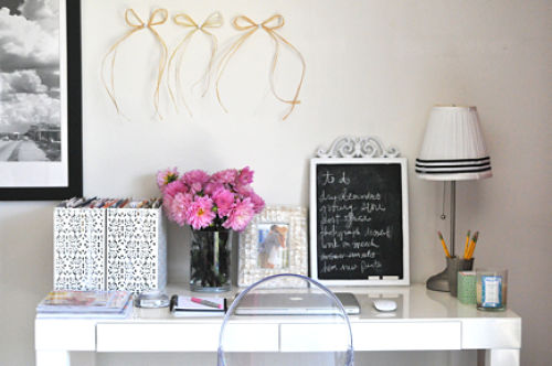 cupcakes and cashmere emily schuman home office