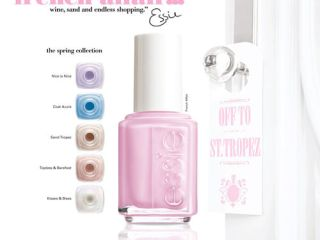 essie french affair nail polish spring 2011