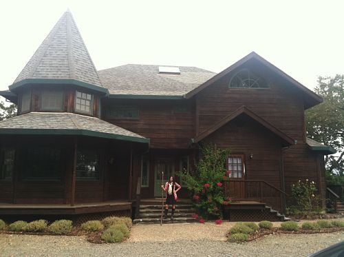 benziger family winery guest house