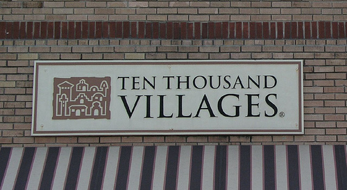ten thousand villages overland park ks