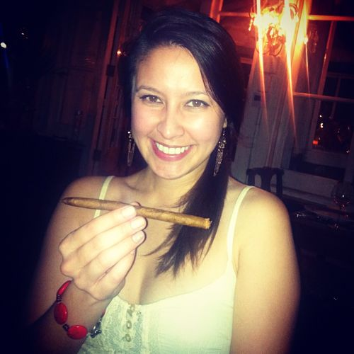 cigars at graycliff hotel nassau bahamas