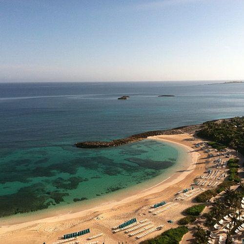 ocean view at the cove atlantis paradise island bahamas