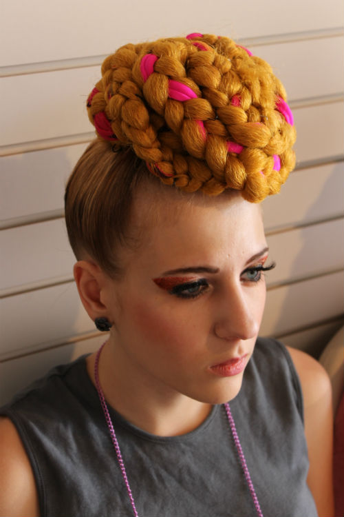 whitney manney fashion show kansas city hair mariah day