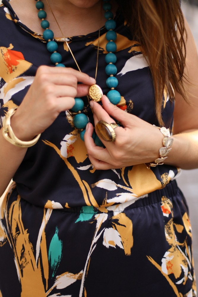 vintage and thrifted necklaces @kimberlyloc