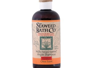 seaweed bath co argan citrus shampoo