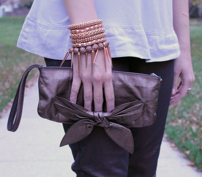 i love jewelry auctions bracelets and hobo clutch